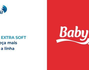 Linha Baby Extra Soft - Bela Toalha